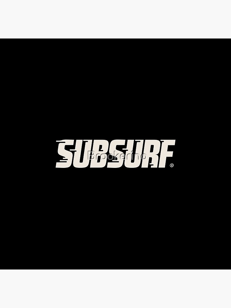 SubSurf - Subway Surfers by Brookerino