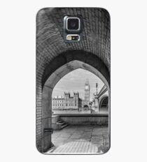 Big ben and bridge Case/Skin for Samsung Galaxy