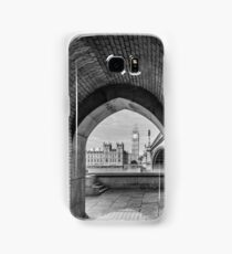 Big ben and bridge Samsung Galaxy Case/Skin