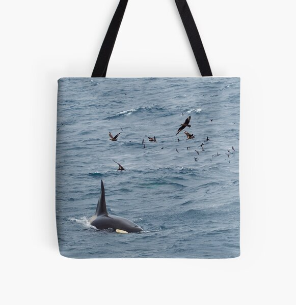 The Hunt All Over Print Tote Bag