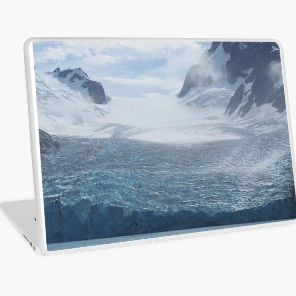 Mist On The Glacier Laptop Skin