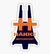 Hakke Motorsport Sticker