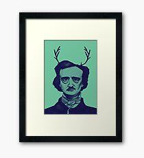 Edgar Allan Poe Framed Print