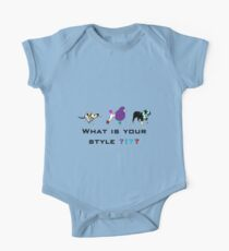 Dog style Kids Clothes