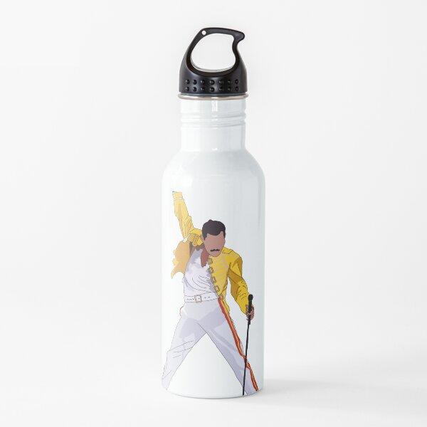 Freddie Mercury Water Bottle