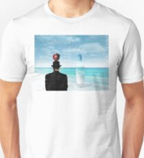 rene at the sea side T-Shirt