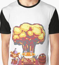 Dota 2 - Techies Pixelated Graphic T-Shirt
