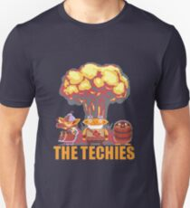 Dota 2 - Techies Pixelated T-Shirt