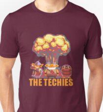 Dota 2 - Techies Pixelated Unisex T-Shirt