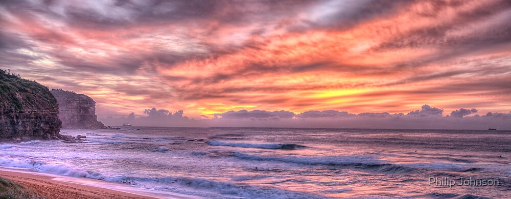 Newport Beach Fantasy- Newport Beach NSW - The HDR Experience by Philip Johnson