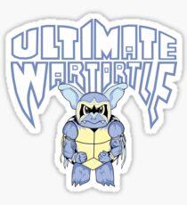 ULTIMATE WARTORTLE! Sticker