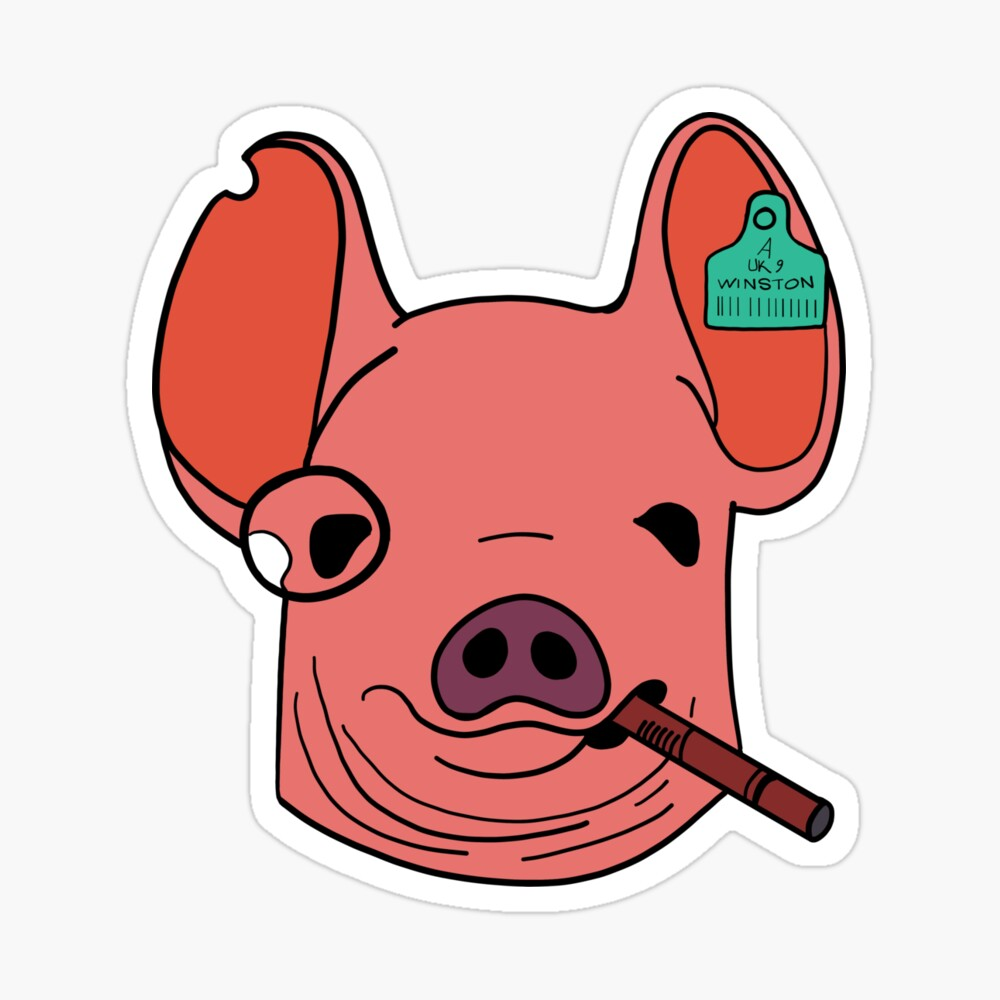 Watch Dogs Legion Pig Mask Poster By Martiiilave Redbubble