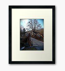 Fall On The Kate Hewitt Framed Print