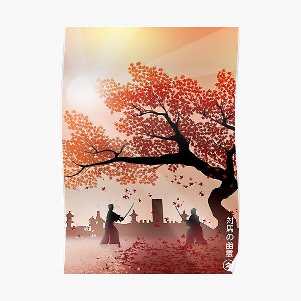 Honorer Tsushima Poster