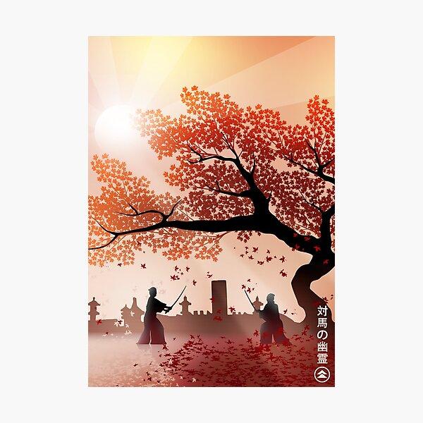 Honor Tsushima Photographic Print