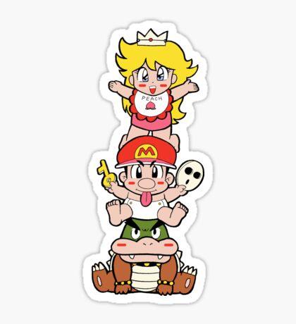 Yoshi's Island: Super Mario World 2 Sticker