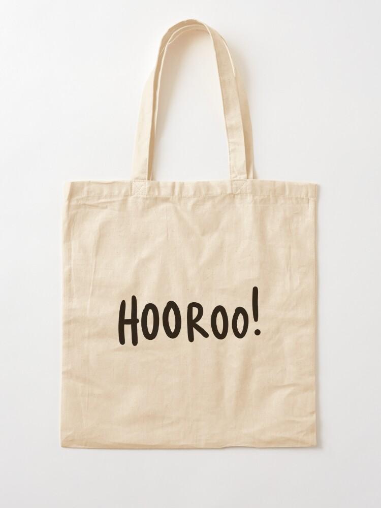 Alternative Ansicht von HOOROO! Aussie Slang Stofftasche
