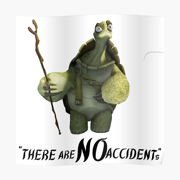 Oogway Posters Redbubble