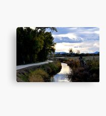 Nature Perfection Canvas Print