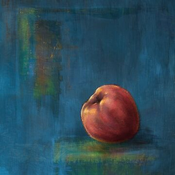 Apple In Abandoned Dimension by Maija