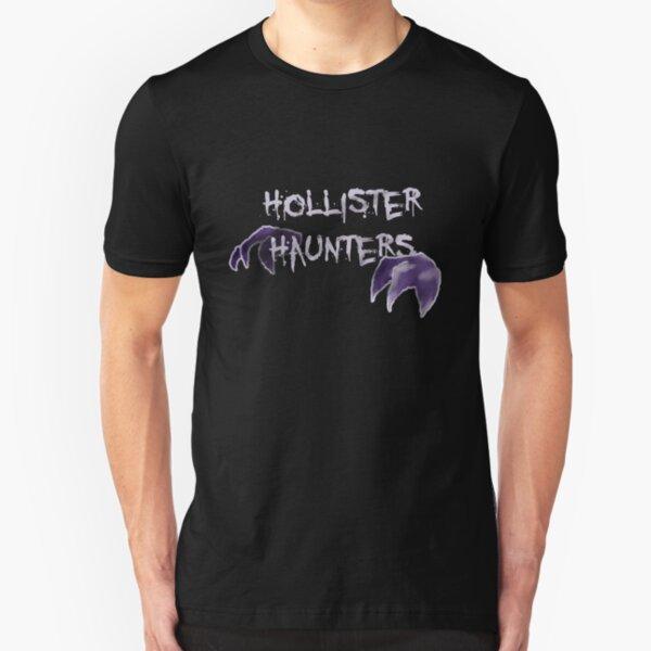 Hollister Haunters Represent Slim Fit T-Shirt