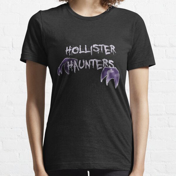 Hollister Haunters Represent Essential T-Shirt