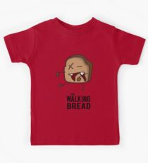 The Walking Bread Kids Tee
