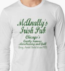 McAnally's Irish Pub Long Sleeve T-Shirt