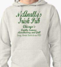 McAnally's Irish Pub Pullover Hoodie
