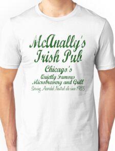 McAnally's Irish Pub Unisex T-Shirt
