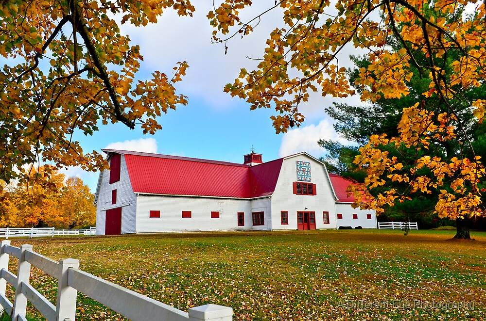 Allandale mansion barn fall 2013 by heather a mcghee for Allandale house