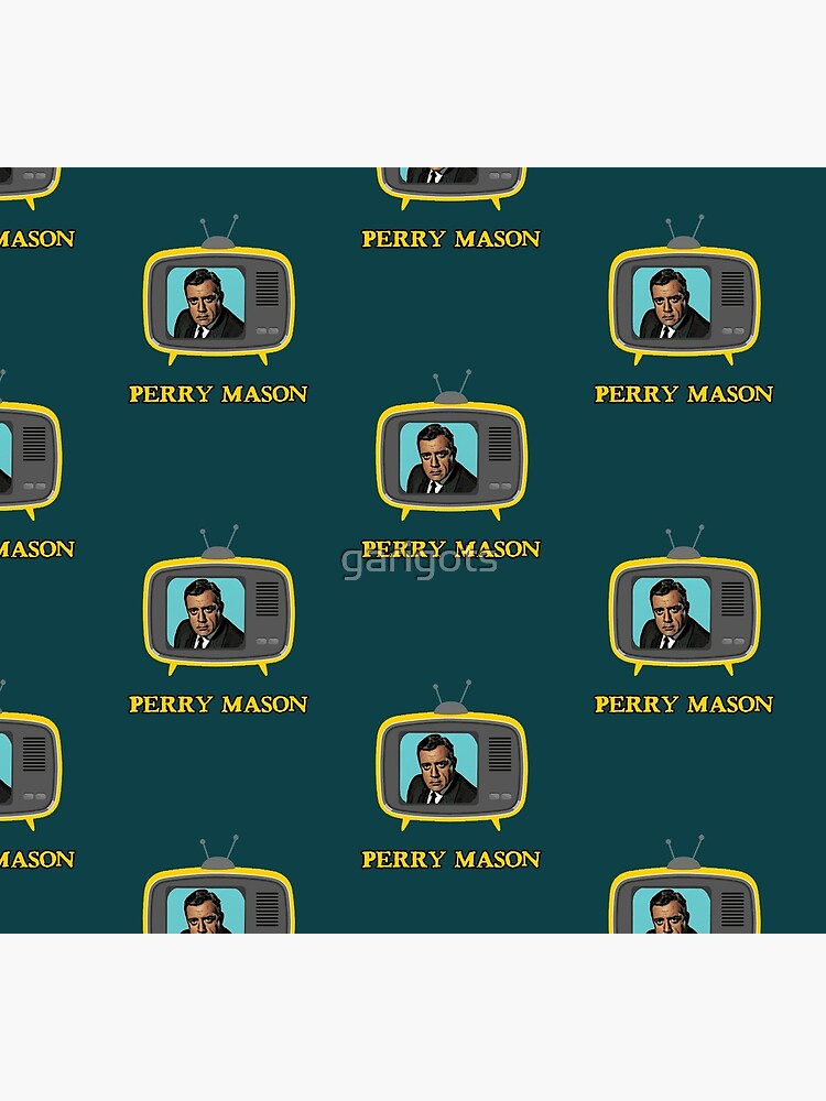 perry mason tv lawyer vintage by garigots