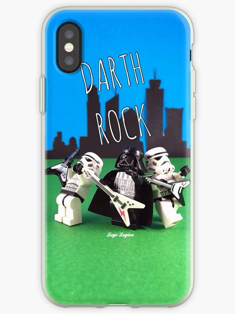 Darth ROCK! by LegoLegion