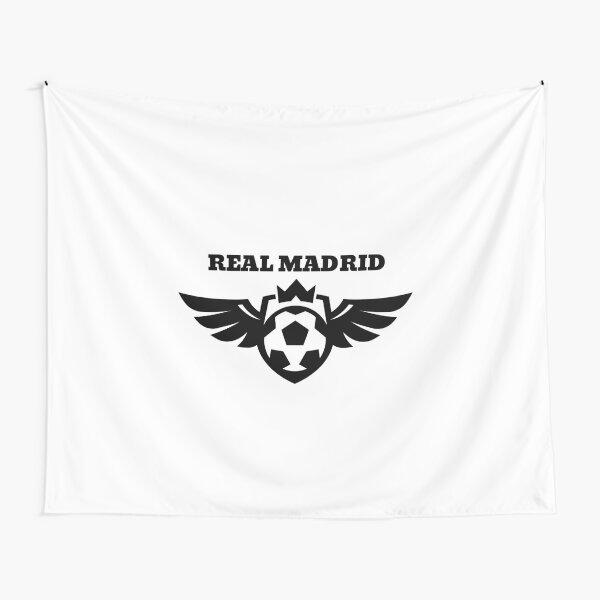 Diseño del Real Madrid Fans Club Tela decorativa
