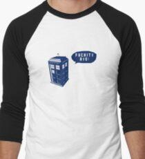 Fuckity-Bye! Men's Baseball ¾ T-Shirt