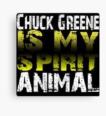 Dead Rising Chuck Canvas Print