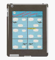 """Incredibly Boring Comics!! #6 - """"Going on Vacation"""" iPad Case/Skin"""