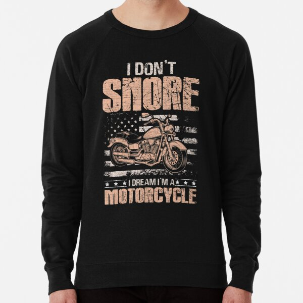 Jumper Motorbike Motorcycle Cafe Racer Bike Mens Funny Skull BIKER SWEATSHIRT