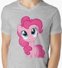 Just Pinkie Men's V-Neck T-Shirt