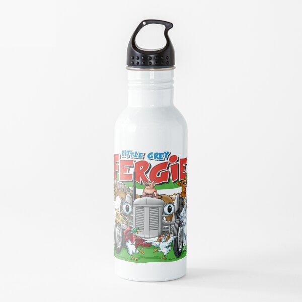 Little Grey Fergie and animals Water Bottle
