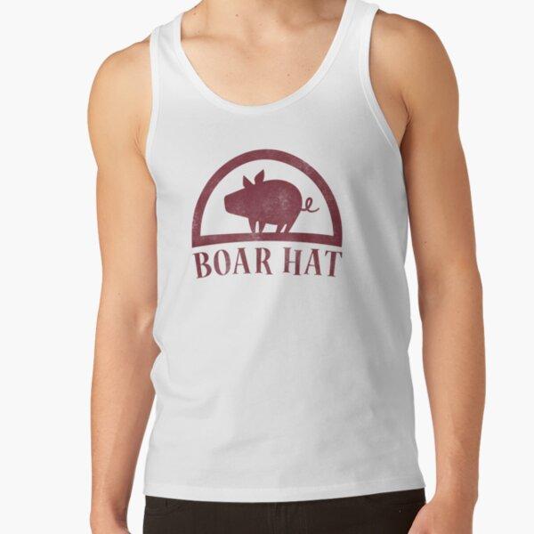 Boar Hat Tank Top