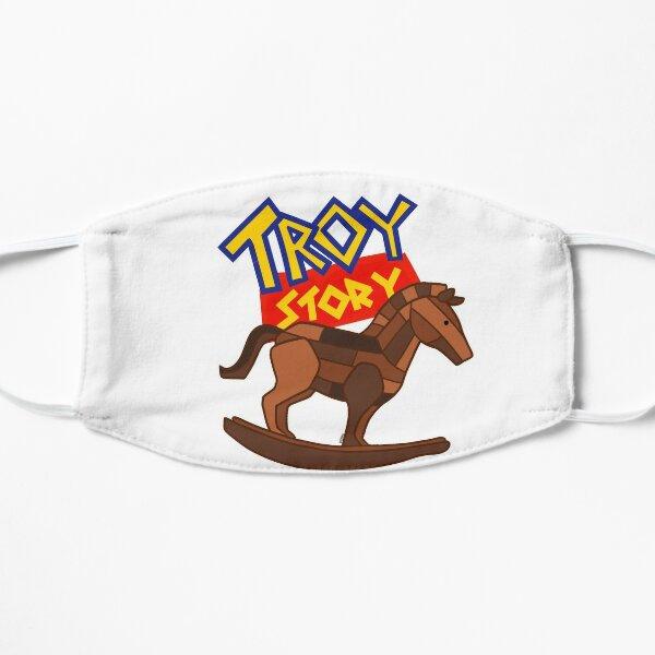 Troy Story  Flat Mask