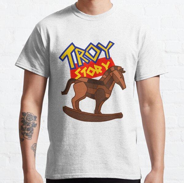Troy Story  Classic T-Shirt