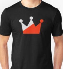 Orienteering crown Unisex T-Shirt