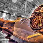 Junkers Ju52/3M - Cosford - HDR by Colin  Williams Photography