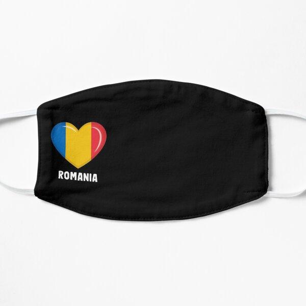 Romania Romanian Flag Face Mask Flat Mask