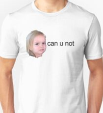 Chloe from Vine Unisex T-Shirt