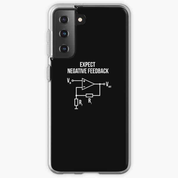 Electrical Engineer Op Amp Negative Feedback Samsung Galaxy Soft Case