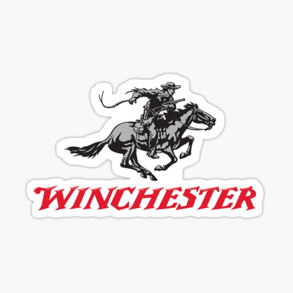 winchester tactique Sticker