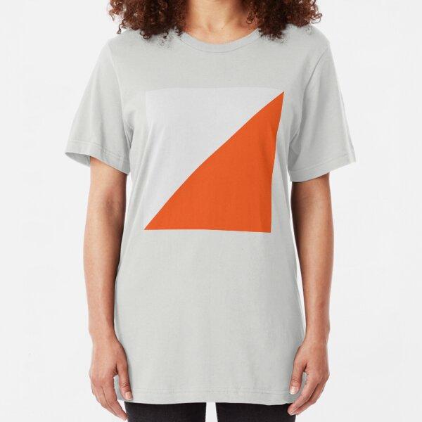 Orienteering logo Slim Fit T-Shirt